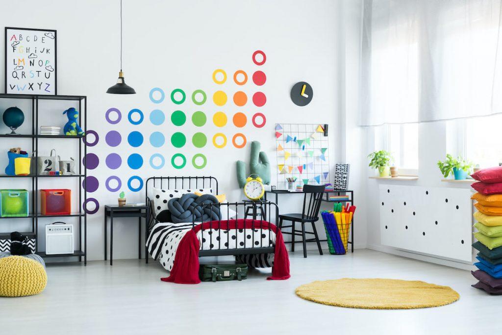 W co wyposażyć pokój dla przedszkolaka?